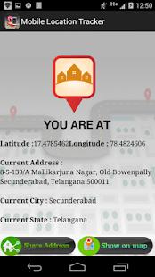 Live Mobile Number Tracker v1.9999 screenshots 3
