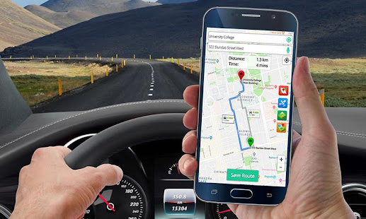 Live Satellite View GPS Map Travel Navigation v6.4 screenshots 10