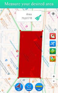 Live Satellite View GPS Map Travel Navigation v6.4 screenshots 4
