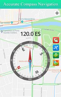 Live Satellite View GPS Map Travel Navigation v6.4 screenshots 7