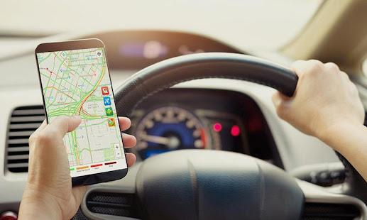 Live Satellite View GPS Map Travel Navigation v6.4 screenshots 9