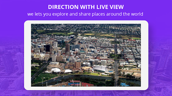 Live Street Map View 2021 – Earth Navigation Maps v2.9 screenshots 1