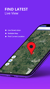 Live Street Map View 2021 – Earth Navigation Maps v2.9 screenshots 4