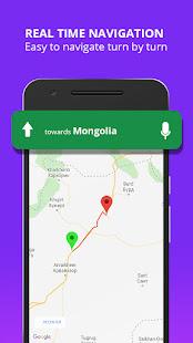 Live Street Map View 2021 – Earth Navigation Maps v2.9 screenshots 6