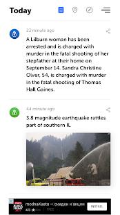 Liveuamap v2.7.7 screenshots 3