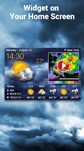 Local Weather Forecast amp Real-time Radar checker v16.6.0.6365_50185 screenshots 1