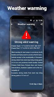 Local Weather Forecast amp Real-time Radar checker v16.6.0.6365_50185 screenshots 3
