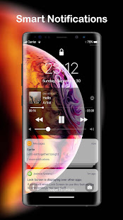 LockScreen Phone XS – Notification v1.0.0 screenshots 1