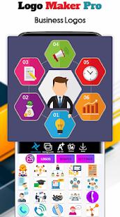 Logo Maker 2021- Logo Creator Logo Design v1.1.4 screenshots 5