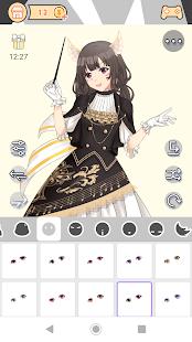 Lolita Avatar Anime Avatar Maker v2.1.1 screenshots 4