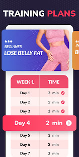 Lose Weight App for Women – Workout at Home v1.0.30 screenshots 3