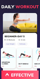Lose Weight App for Women – Workout at Home v1.0.30 screenshots 4
