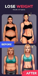 Lose Weight App for Women – Workout at Home v1.0.30 screenshots 6