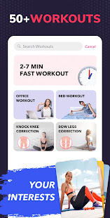 Lose Weight App for Women – Workout at Home v1.0.30 screenshots 8