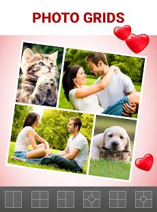 Love Collage Maker – Photo Editor amp Heart Frames v2.4.8.36 screenshots 4