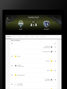 MLS Live Soccer Scores amp News v20.58.1 screenshots 17