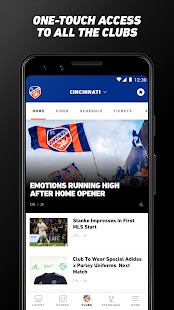 MLS Live Soccer Scores amp News v20.58.1 screenshots 3