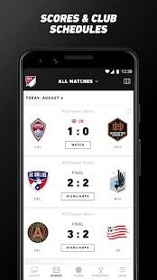 MLS Live Soccer Scores amp News v20.58.1 screenshots 4
