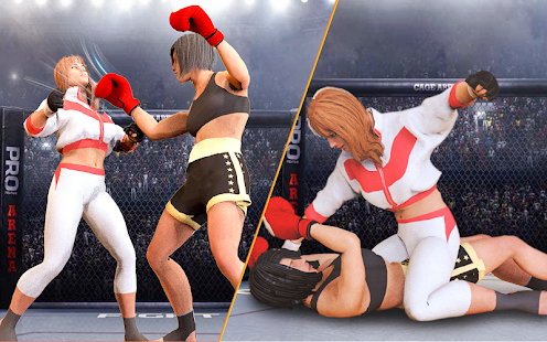 MMA Real Fight Fighting Games 2019 v1.0 screenshots 14