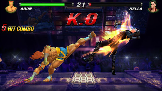 MMA Real Fight Fighting Games 2019 v1.0 screenshots 4