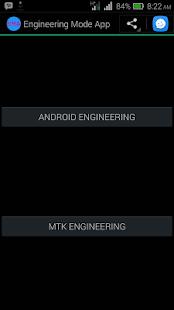 MTK Engineering Mode – Advanced Settings amp Tooling v2.6 screenshots 1