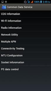 MTK Engineering Mode – Advanced Settings amp Tooling v2.6 screenshots 6