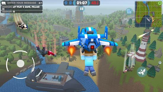 Mad GunZ – Battle royale amp shooting games v2.3.1 screenshots 1