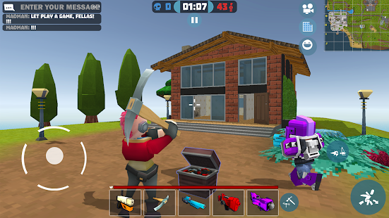 Mad GunZ – Battle royale amp shooting games v2.3.1 screenshots 14