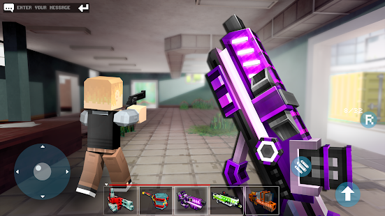 Mad GunZ – Battle royale amp shooting games v2.3.1 screenshots 17