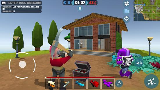 Mad GunZ – Battle royale amp shooting games v2.3.1 screenshots 2