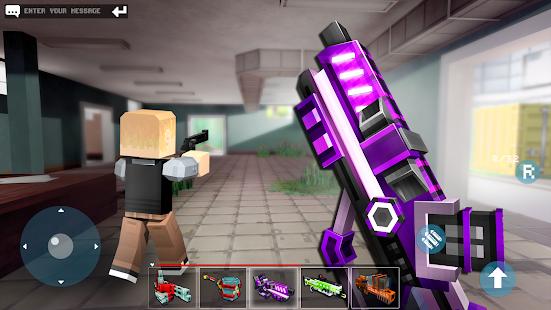 Mad GunZ – Battle royale amp shooting games v2.3.1 screenshots 5
