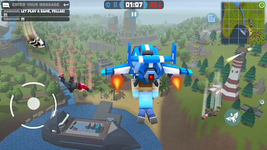 Mad GunZ – Battle royale amp shooting games v2.3.1 screenshots 7