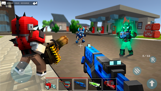 Mad GunZ – Battle royale amp shooting games v2.3.1 screenshots 9