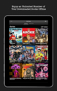 Madefire Comics amp Motion Books v1.8.1 screenshots 15