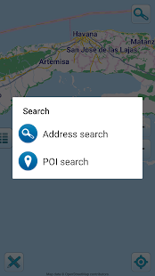 Map of Cuba offline v2.6 screenshots 2