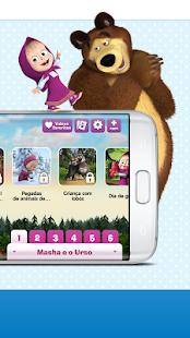 Masha e o Urso v3.9.2 screenshots 2