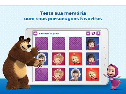 Masha e o Urso v3.9.2 screenshots 8