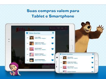 Masha e o Urso v3.9.2 screenshots 9