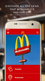 McDonalds App – Latinoamrica v3.0.1 screenshots 1