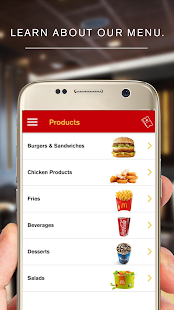 McDonalds App – Latinoamrica v3.0.1 screenshots 3