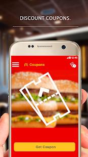 McDonalds App – Latinoamrica v3.0.1 screenshots 5
