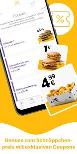 McDonalds Deutschland – Coupons amp Aktionen v7.4.4.49892 screenshots 1