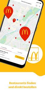 McDonalds Deutschland – Coupons amp Aktionen v7.4.4.49892 screenshots 3