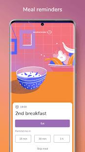 Meal Reminder – Weight Loss v2.2.0 screenshots 3