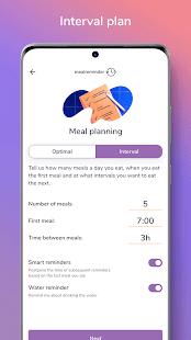 Meal Reminder – Weight Loss v2.2.0 screenshots 6