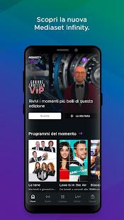 Mediaset Infinity v6.0.15 screenshots 1