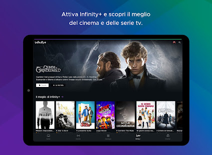 Mediaset Infinity v6.0.15 screenshots 10