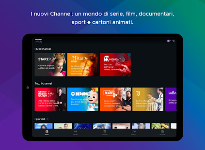Mediaset Infinity v6.0.15 screenshots 11