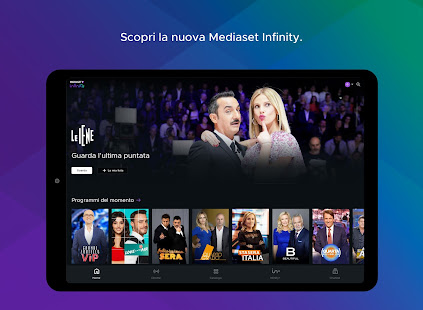 Mediaset Infinity v6.0.15 screenshots 13