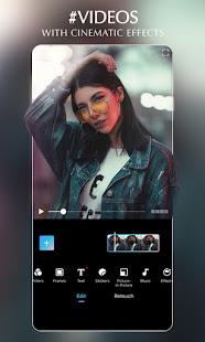Meitu Beauty Cam Easy Photo Editor v9.2.6.5 screenshots 3